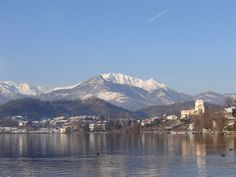 Lago di Avigliana, Piedmont, Italy