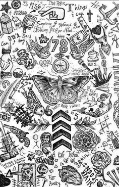 One direction tattoos wallpaper desenhos one direction, larry stylinson, one direction one thing, One Direction Tattoos, One Direction Drawings, One Direction Pictures, I Love One Direction, One Direction Crafts, One Direction Background, Lyric Drawings, 0ne Direction, One Direction Merch