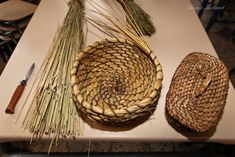 Bee Keeping, Wicker Baskets, Macrame, Weaving, Creations, Permaculture, Decor, Nature, Prayers