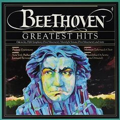 Greatest Hits - Ode To Joy, Fifth Symphony, (First Movement),Moonlight Sonata First Movement, P.Entremont, L.Bernstein (Vinyl)