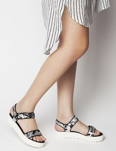 Nikki Silver Flatforms S/S 2015 Silver Sandals, Espadrilles, Trends, Shoes, Collection, Women, Style, Fashion, Rhinestones