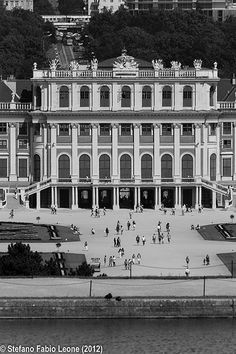 Schönbrunn - Wien - 2012 Amazing Architecture, Architecture Art, Vienna Austria, Salzburg, Photo Art, 19th Century, Art Photography, Castle, Louvre