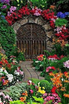 Le secret de mon jardin  | VK