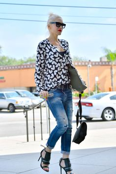 Love the whole look! Gwen!!!