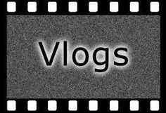 A video log. A journalistic video documentation on the web of a person's life, thoughts, opinions, and interests.   A vlog can be topical and timeless, instructional and entertaining. The main thread is trying to communicate on a personal level with your audience.