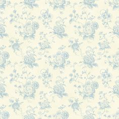 Shop IMPERIAL Blue Peelable Vinyl Prepasted Classic Wallpaper at Lowes.com