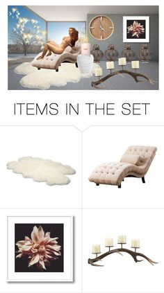 """Modern Muse"" by psiluvyou ❤ liked on Polyvore featuring art and modern"