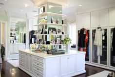 Every woman should have a closet like this