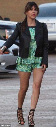 Kourtney Kardashian Nobu in Malibu California May 12 2013