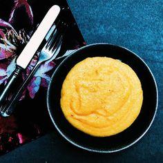 Krémes polenta