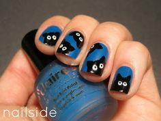 Nailside: 31 Day Challenge, day 13: Animal Print