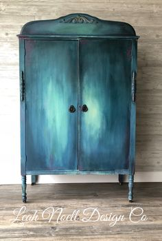 Furniture ideas! Painted furniture.