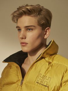 Oscar Wadsager, www. Beautiful Boys, Pretty Boys, Beautiful People, Real People, Pretty People, People Photography, Portrait Photography, Blond, Aesthetic People