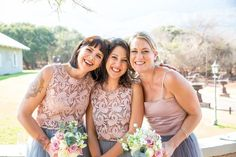 Bridesmaid Dresses, Wedding Dresses, Color Combinations, Mauve, Real Weddings, Grey, How To Wear, Instagram, Fashion