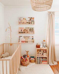 baby girl nursery room ideas 487585097160766780 - Chambre enfant boheme Source by funnylanglard Baby Nursery Decor, Baby Bedroom, Nursery Neutral, Baby Decor, Nursery Room, Girl Nursery, Girl Room, Kids Bedroom, Natural Nursery