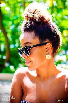 Effortless natural hair