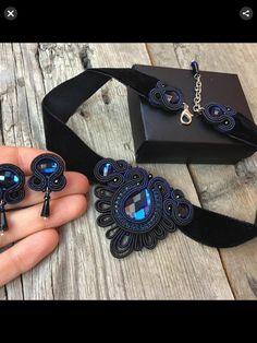 Bead Embroidery Jewelry, Beaded Jewelry Patterns, Geometric Jewelry, Fabric Jewelry, Boho Jewelry, Jewelery, Jewelry Accessories, Handmade Jewelry, Women Jewelry