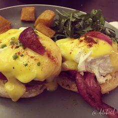 Egg Benedict Loc : Benedict - Grand Indonesia - Jakarta