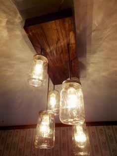 mason jar chandelier the betty vintage by thesparrowshoppe on etsy betty 8 light mason jar