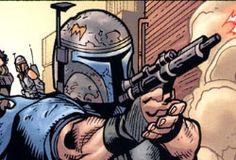 Montross était le bras droit de Jaster Mereel, spécialiste des attaques en force