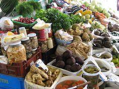 Mexican Food Market Culebra