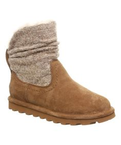 BEARPAW Hickory Virginia Suede Boot - Women | Zulily