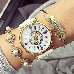 Traumfänger Armbanduhr