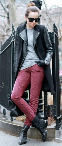 time for street style #street #style www.loveitsomuch.com