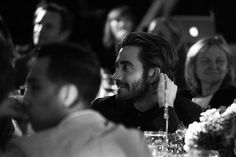 Just imagine him spotting you in a huge crowd on... - Jake Gyllenhaal is my whole life atm