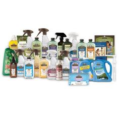 I cannot say enough good things about these products!  Melaleuca! Shout it out!  US company - US products - healthy for your family and healthy for the environment!  I would love to share more info with you :)
