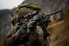 attacktic  M14 EBR
