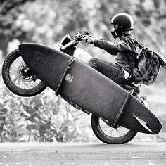surf trip... | #motorcycle #motorbike