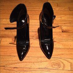 Nine West Patent leather 4inch pumps Pumps Nine West Shoes Heels