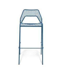 Blu Dot Hot Mesh Indoor Outdoor Barstool