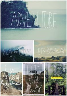 Panoramic Photo Prints for Adventure Enthusiasts by Leah Flores - quotes