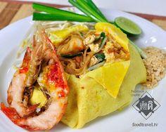 Thai food. pud thai