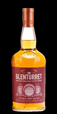 The Glenturret Sherry Single Malt Whisky at Flaviar