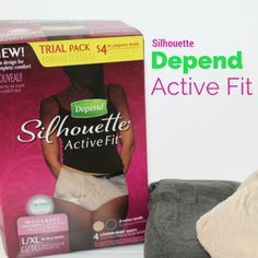 Just because your body has changed doesn't mean your life has too. Stay active, be proud of the woman and mom that you are today. Go  #underwareness  Support this great cause and receive your Free Sample of New Depend Silhouette Fit Briefs. #vn #ad