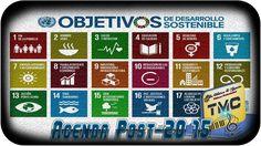 Objetivos de Desarrollo Sostenible: Agenda Post-2015 - YouTube