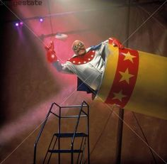 The Human Cannonball
