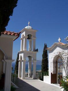 Moni Spilianis, Samos