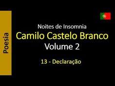 Noites de Insomnia - 13 - Declaração