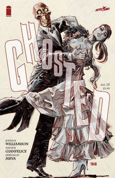 Releases | Ghosted #15 | Image Comics