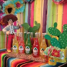 Mexican Fiesta styling by Pretty Little Showers