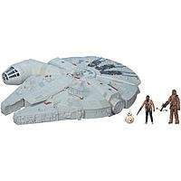 Star Wars Battle Action Millennium Falcon - $35 @ Walmart B&M YMMV $35.00