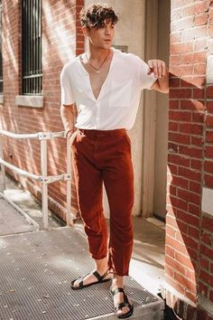 Summer Outfits Men, Stylish Mens Outfits, Casual Outfits, Mode Masculine, Suit Fashion, Fashion Outfits, Runway Fashion, Style Fashion, Herren Outfit