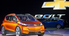 Congratulations to the Chevy Bolt on winning North American Car of the Year!