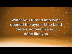 One of my favorite songs!!!!  Chris Tomlin - Our God Video