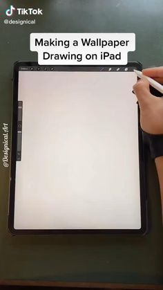 Cool Art Drawings, Art Drawings Sketches, Create A Cookbook, Instruções Origami, Art Anime, Digital Art Tutorial, Ipad Art, Art Graphique, Aesthetic Design