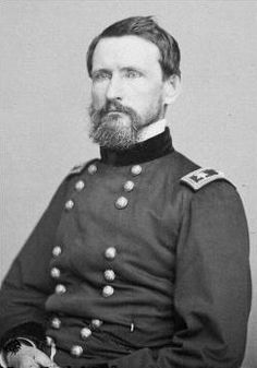 John James Peck (January 4, 1821-April 21, 1878) was a United States soldier who fought in the Mexican-American War and American Civil War. He served in the siege of Yorktown, and distinguished himself in the battles of Williamsburg and Fair Oaks.  Peck was born in Manlius, New York.